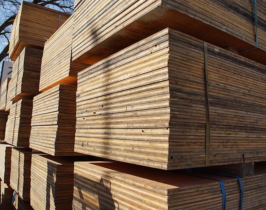 Holzbodensysteme